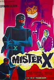 Mister X Poster