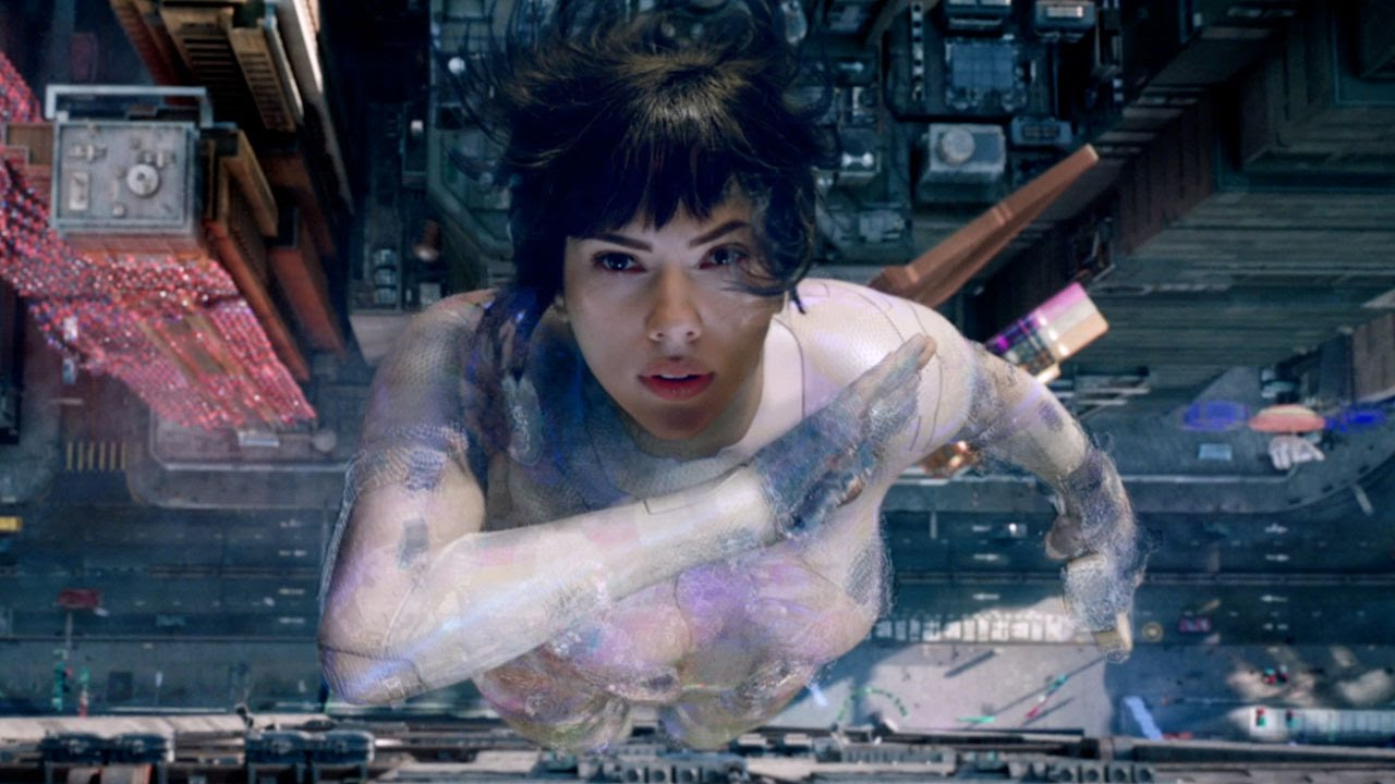 Image result for ghost in the shell transparent skin