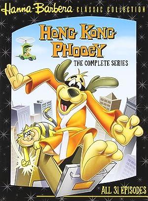 Where to stream Hong Kong Phooey