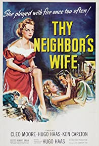 Primary photo for Thy Neighbor's Wife
