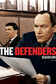 The Defenders (1961) Poster - TV Show Forum, Cast, Reviews