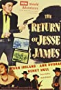 The Return of Jesse James (1950) Poster