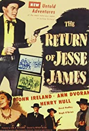 The Return of Jesse James Poster