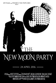 The New Moon Party Poster
