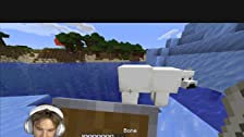 ¡Encontré un PERRO en Minecraft!