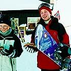 Stefan Pagels Andersen and Mikkel Sundøe in Min søsters børn i sneen (2002)