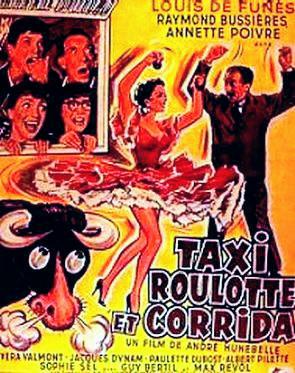 Taxi roulotte et corrida (1958)