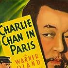 John Miljan and Warner Oland in Charlie Chan in Paris (1935)