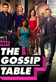 The Gossip Table Poster