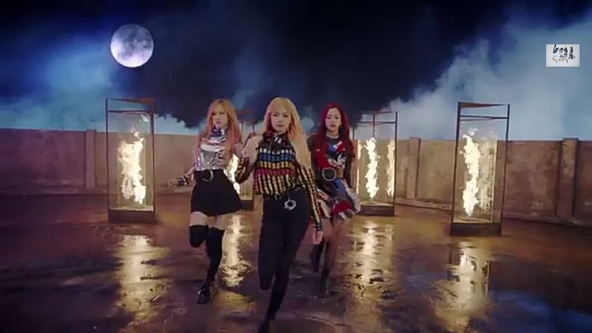 Blackpink Playing With Fire 2016