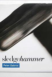 Peter Gabriel: Sledgehammer Poster