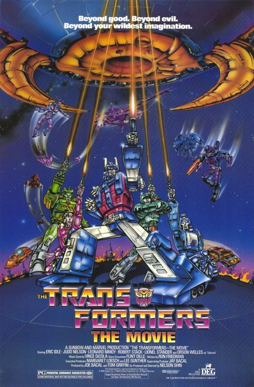 The Transformers: The Movie (1986) BluRay 480p, 720p & 1080p