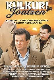 Tapio Liinoja and Martti Suosalo in Kulkuri ja joutsen (1999)