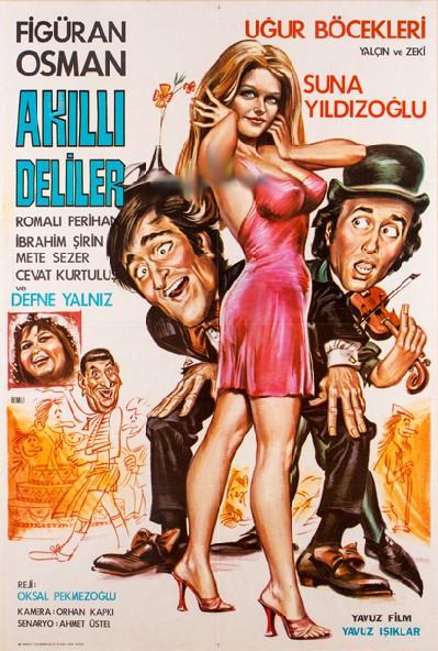 Akilli deliler ((1980))