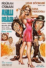Akilli deliler Poster