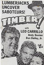 Timber! Poster