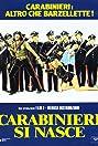 Carabinieri si nasce (1985) Poster