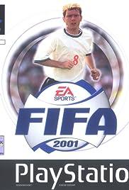 FIFA 2001 Major League Soccer Poster