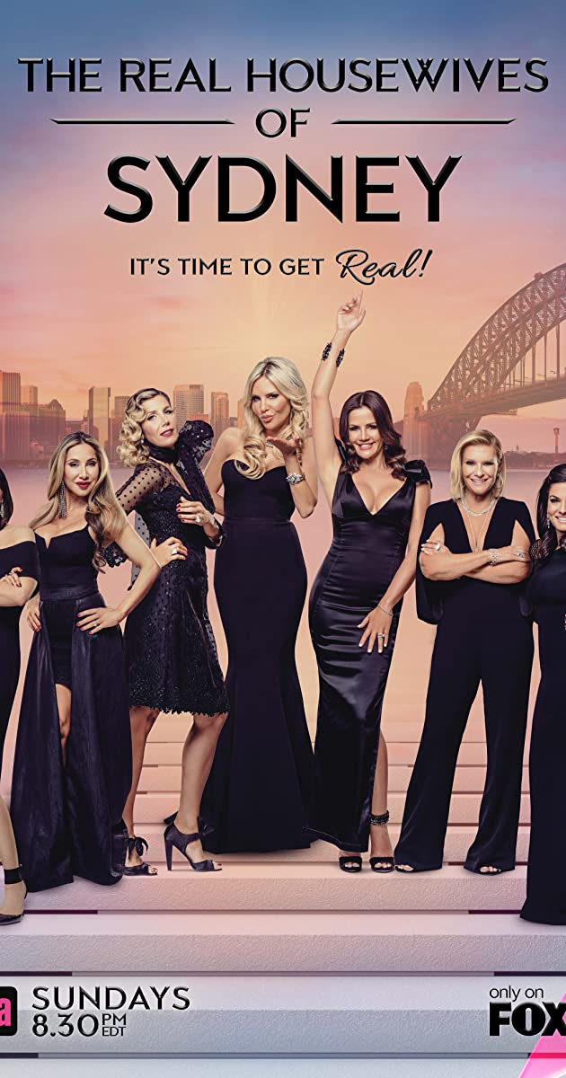 The Real Housewives Of Sydney Tv Series 2017 Full Cast Crew Imdb