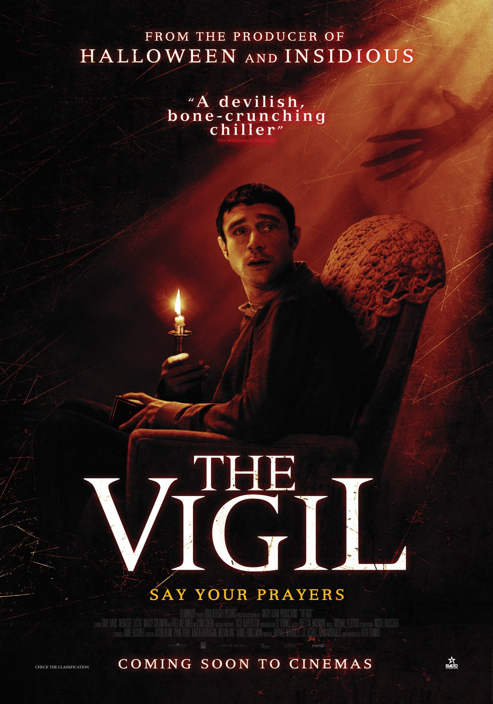 The Vigil 2019 Hindi Dubbed 720p HDRip Download