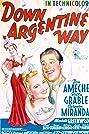Down Argentine Way (1940) Poster