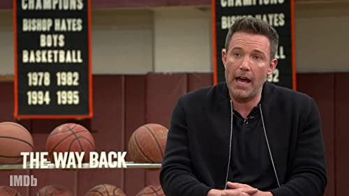 Ben Affleck Reconnects With His Love of Acting in 'The Way Back'