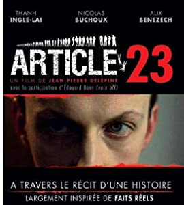 English full movie downloads Article 23 France [4K2160p]