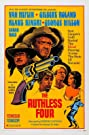 The Ruthless Four (1968) Poster