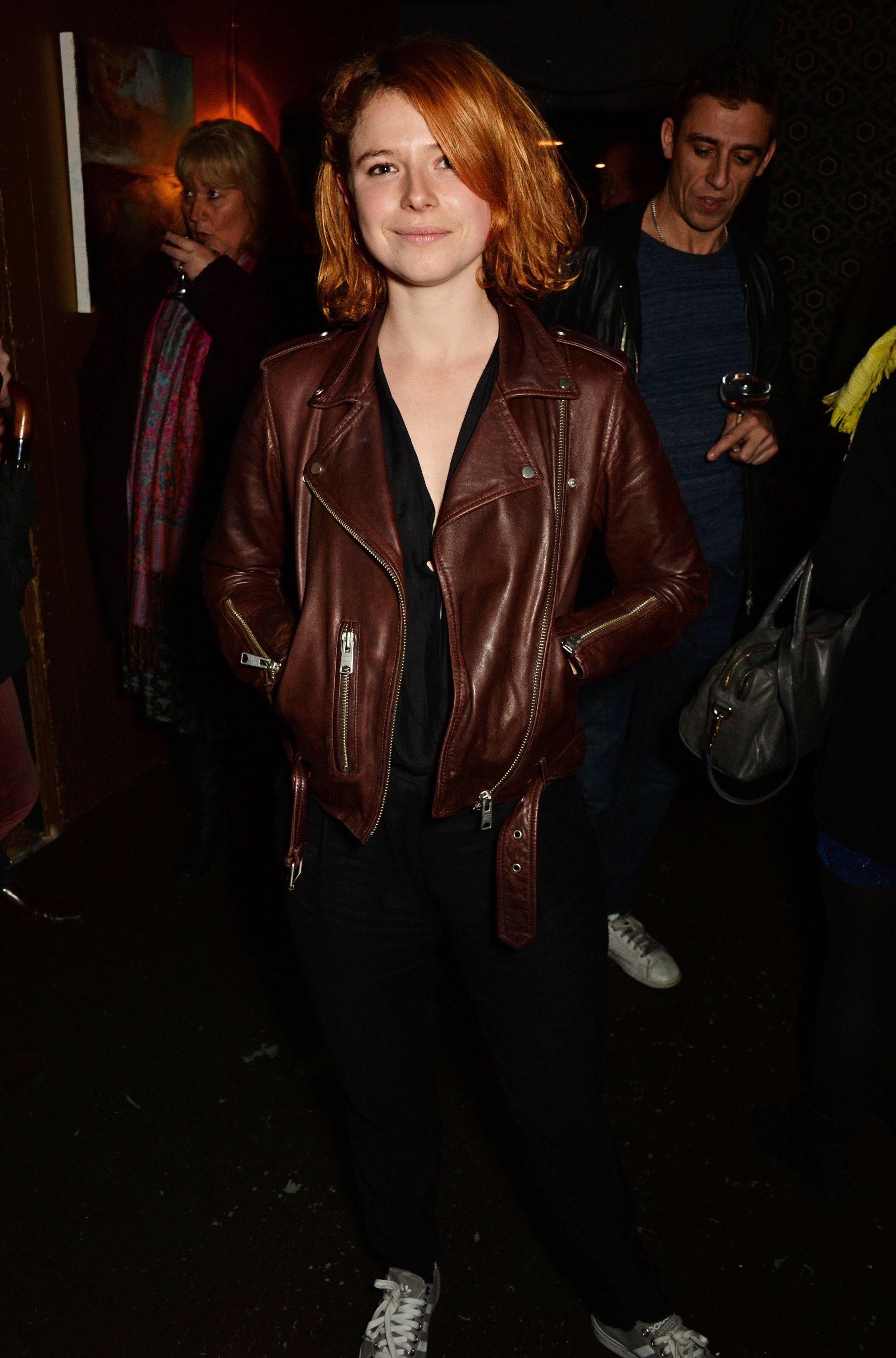 Jessie Buckley at an event for Bug (2006)