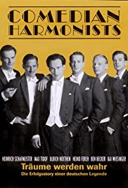 The Harmonists Poster