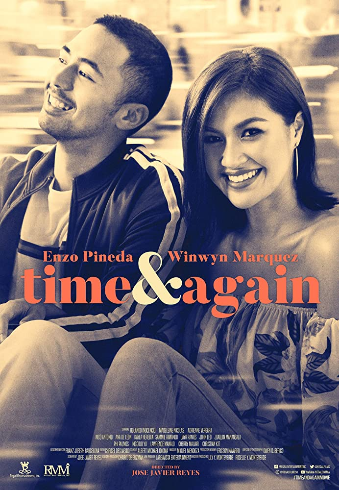 Time & Again (2019) Full HD