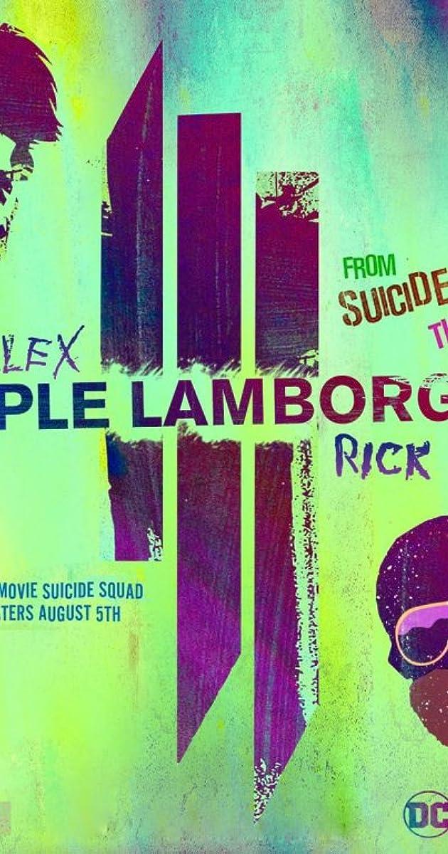 Skrillex Rick Ross Purple Lamborghini Video 2016 Imdb