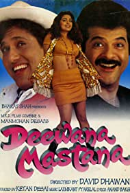 Deewana Mastana (1997) Poster - Movie Forum, Cast, Reviews