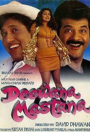 Deewana Mastana Poster