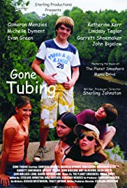 Gone Tubing Poster