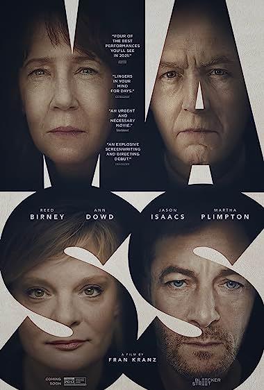 Mass (2021) DVDScr English Full Movie Watch Online Free