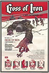 Cross of Iron (1977) Poster - Movie Forum, Cast, Reviews