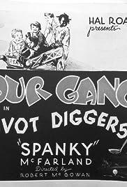 Divot Diggers Poster