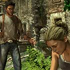Nolan North and Emily Rose in Uncharted: Drake's Fortune (2007)