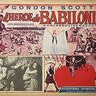 Geneviève Grad and Gordon Scott in L'eroe di Babilonia (1963)