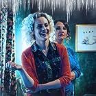 Lucia Ocone and Marina Rocco in Metti la nonna in freezer (2018)