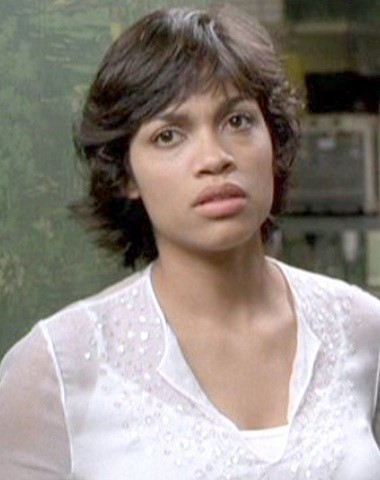 Rosario Dawson in Men in Black II (2002)