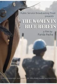 The Women in Blue Berets Poster