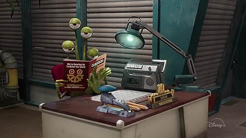 Monsters At Work (Latin America Market Trailer 1)