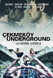Çekmeköy Underground Poster