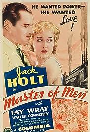 Master of Men Poster