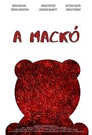 A mackó Poster