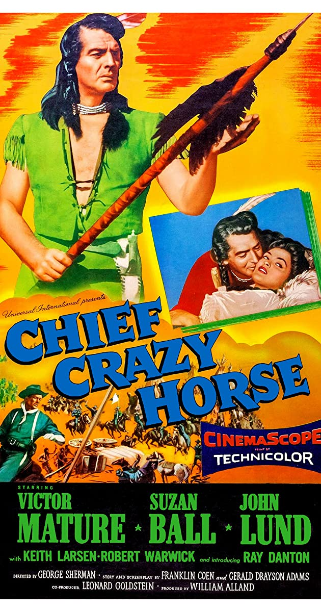 Chief Crazy Horse (1955) Subtitles