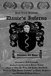 Dante's Inferno: Abandon All Hope Poster