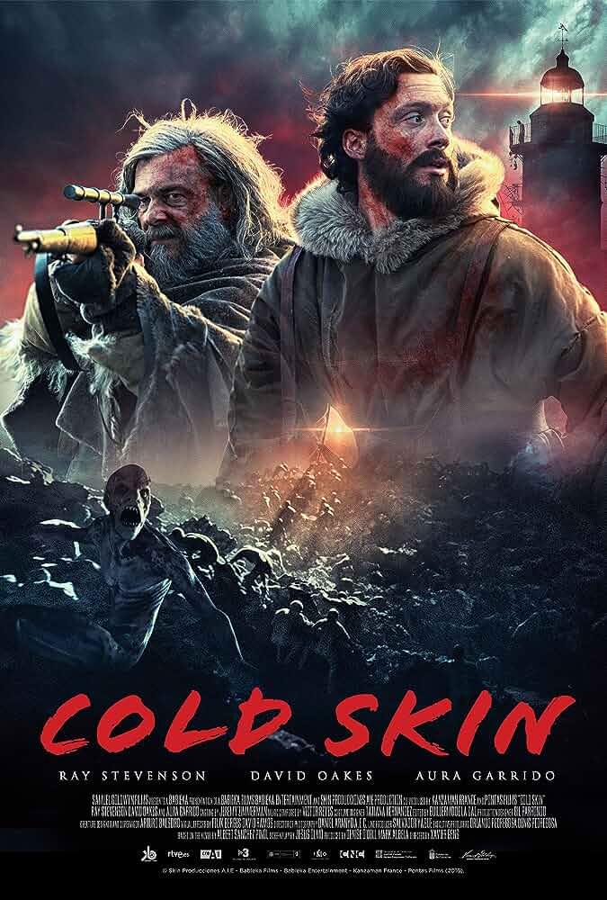 Cold Skin | 2018 | Hindi + English | 1080p | 720p | WEB-DL